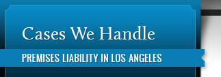 Personal Injury in Los Angeles